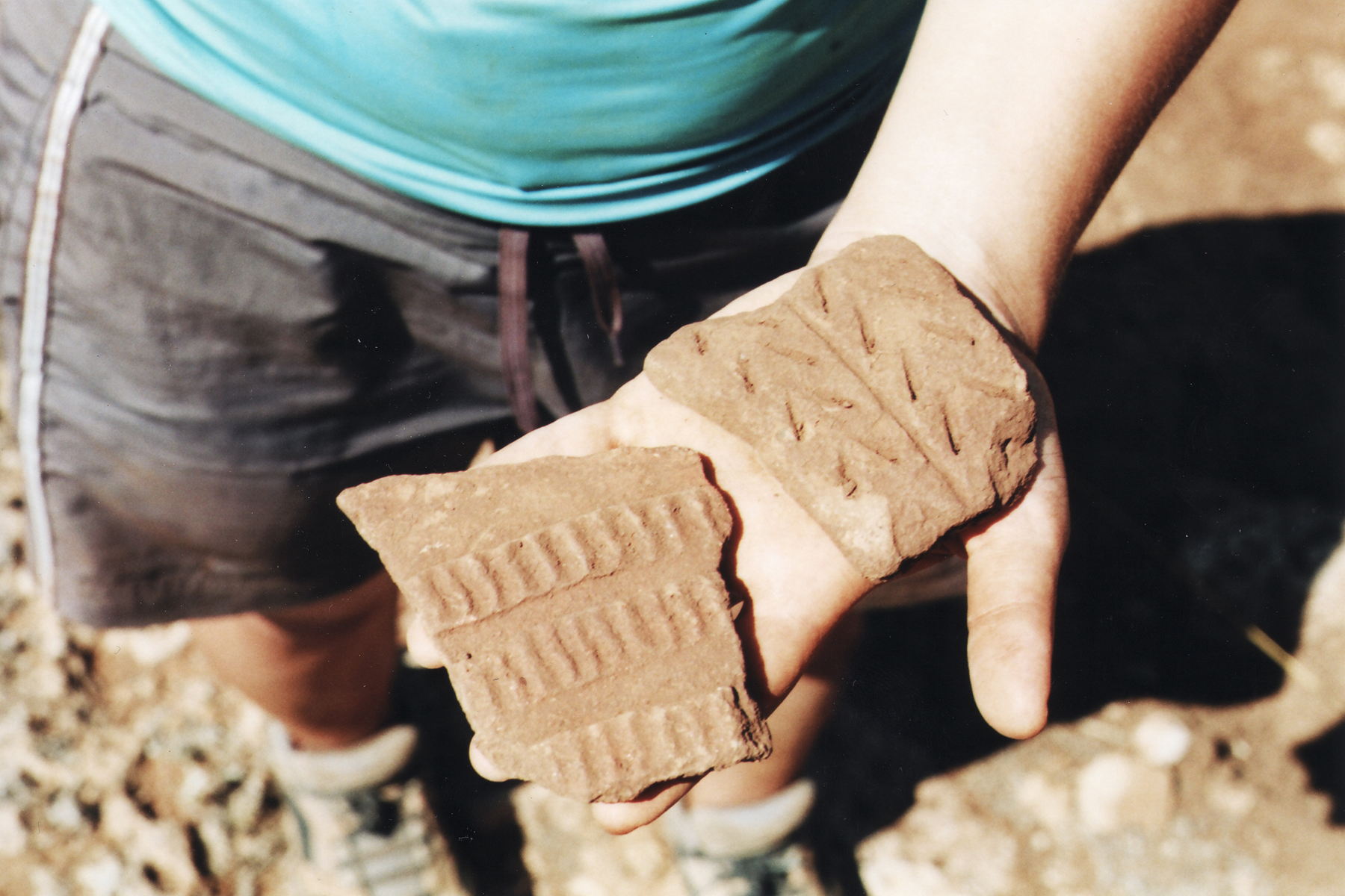 Early Bronze Age Sherds from Kythera